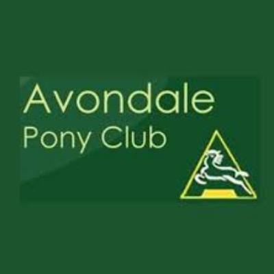 Avondale Pony Club Grounds Maintenance Fundraiser Logo