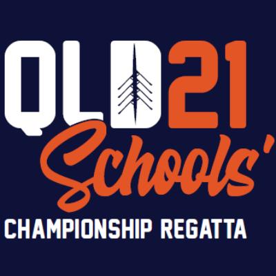 2021 Queensland Schools Championship Regatta Logo