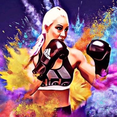 Kaye Scott Boxing World Championships Logo