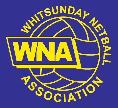 Whitsunday Netball Association Logo