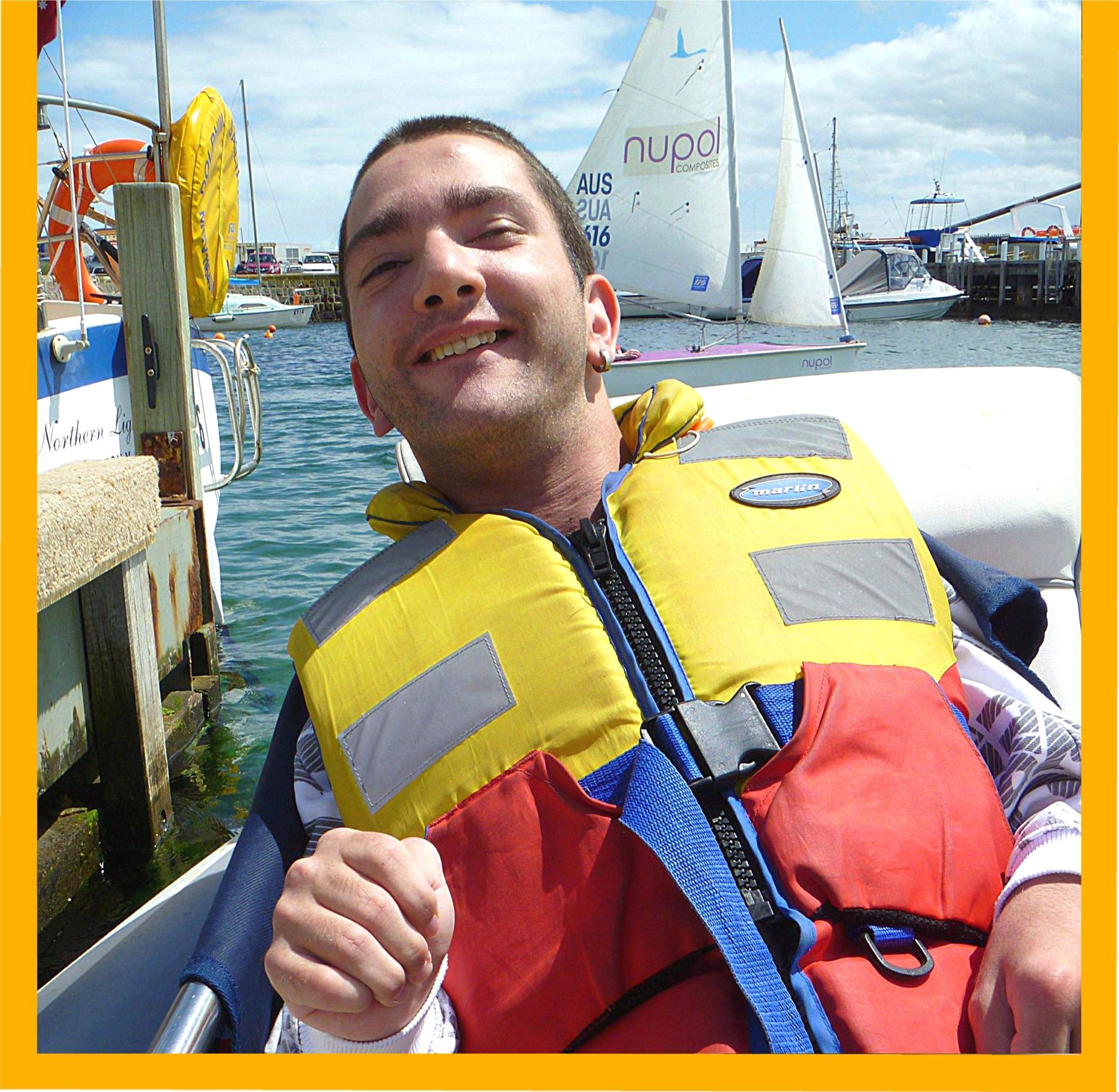 Sailability Program at Mornington Banner