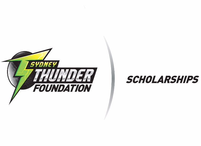 Thunder Scholarships Logo