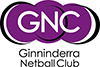 Ginninderra Netball Club Logo
