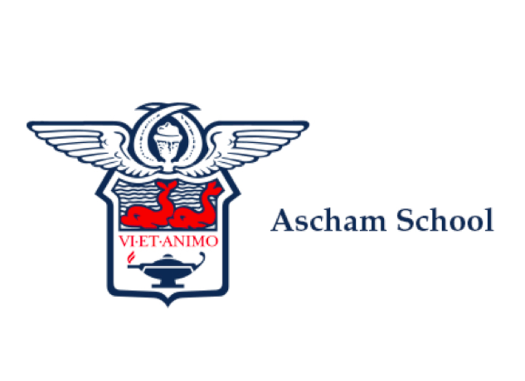 Ascham School Sailing Program Logo
