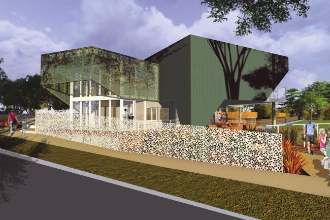 CHC Clubhouse Redevelopment Fund Banner