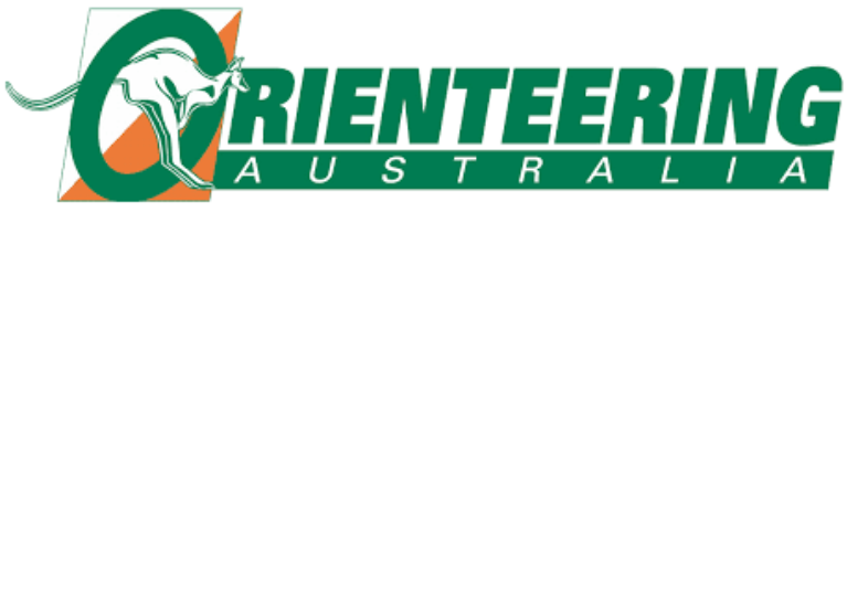 Orienteering Australia Logo