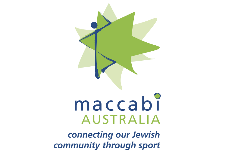 Maccabi Australia Sports and LIFE Fund Logo