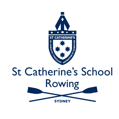 St Catherines Rowing Project Logo
