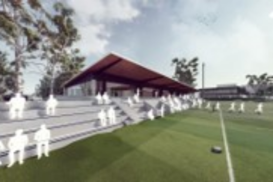 Crosby Park Masterplan Upgrade Banner