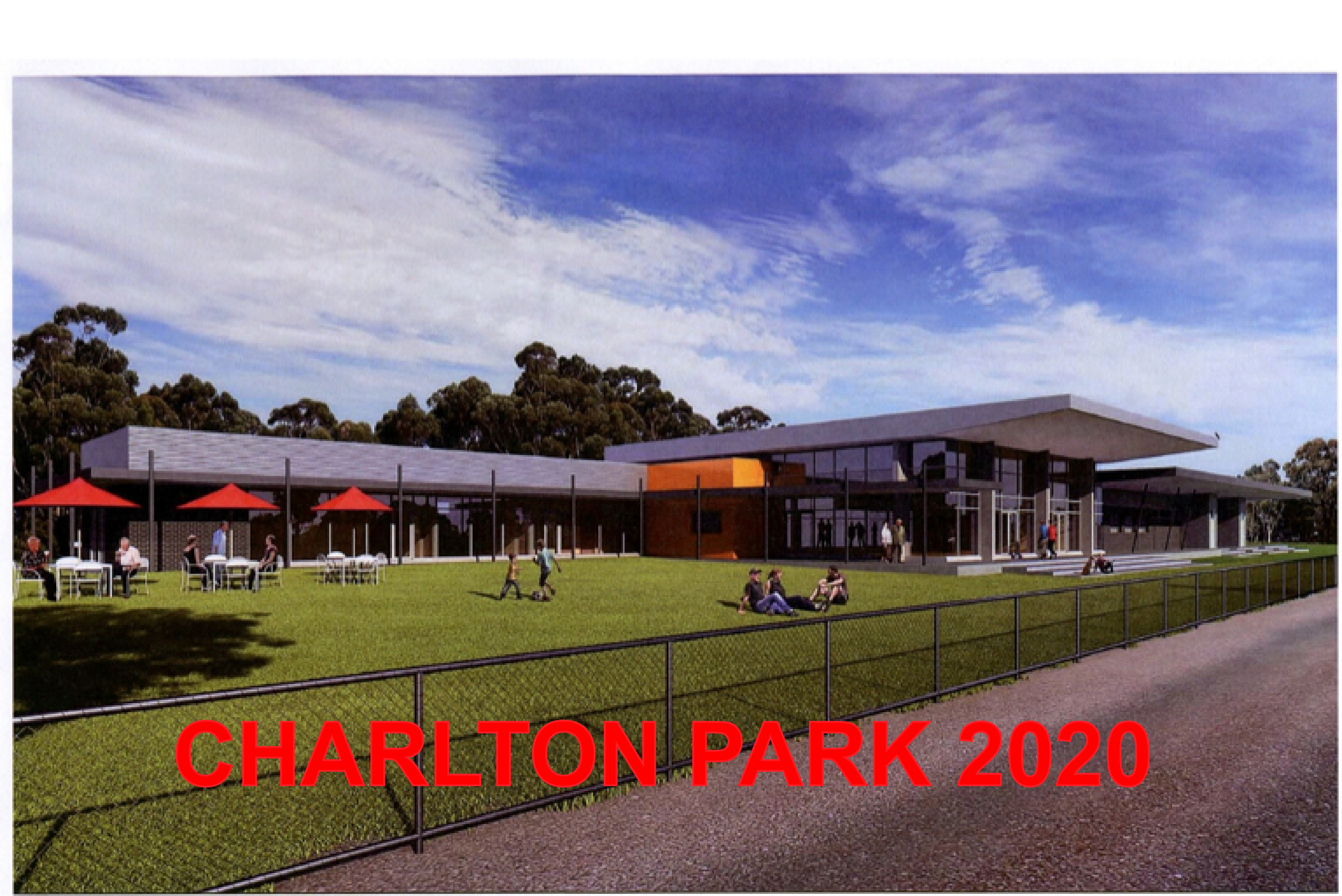 Charlton Park Multipurpose Facility