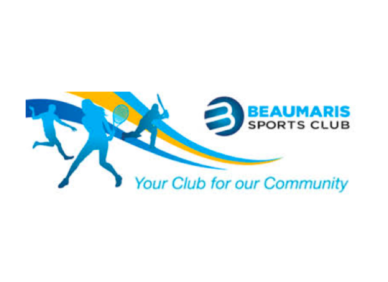 Beaumaris Sports Club Building Logo