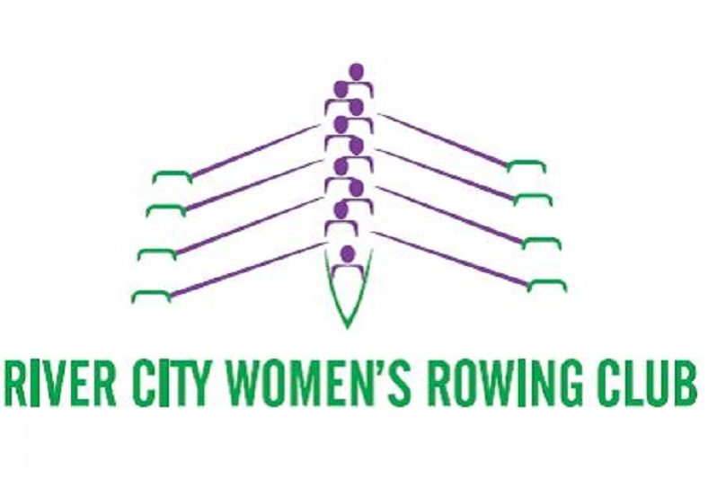 River City Womens Rowing Club Rowing Equipment Banner