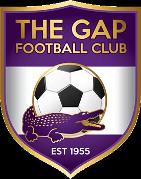 The Gap Football Club Redevelopment Logo