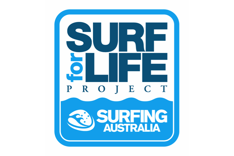Surf For Life Logo