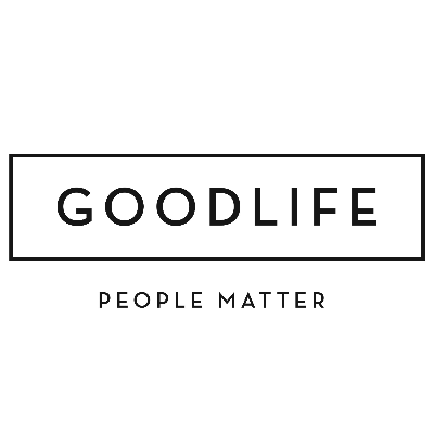 Goodlife Community Swim Facility Logo