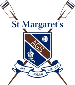 St Margarets School Council Rowing Equipment Fund Banner