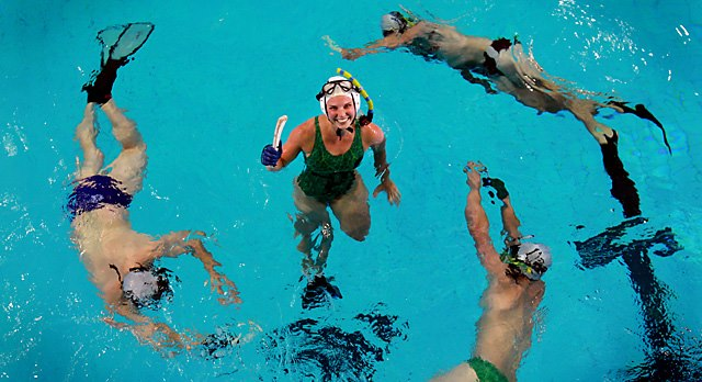 Underwater Hockey Australia Team Travel Fund Banner