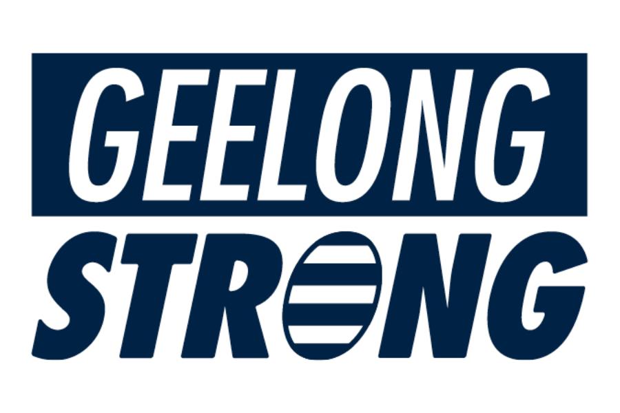 Geelong Strong Banner