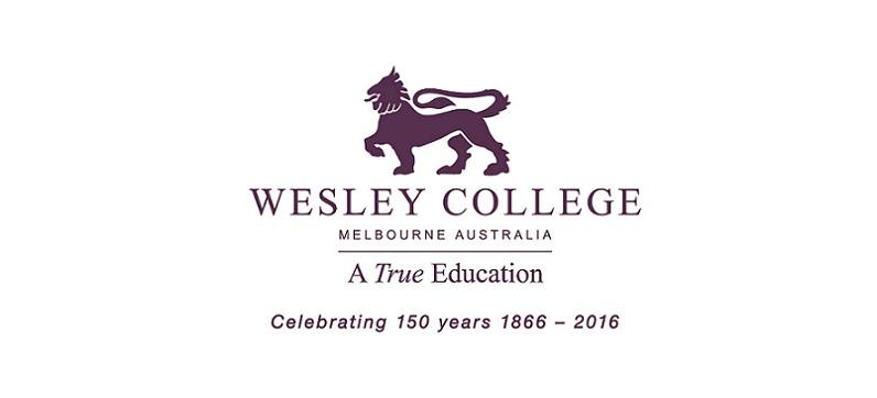 Wesley Rowing Fund Logo