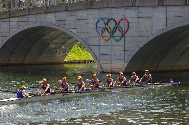 Wesley Rowing Fund Banner