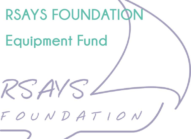 RSAYS Foundation Equipment Fund Logo