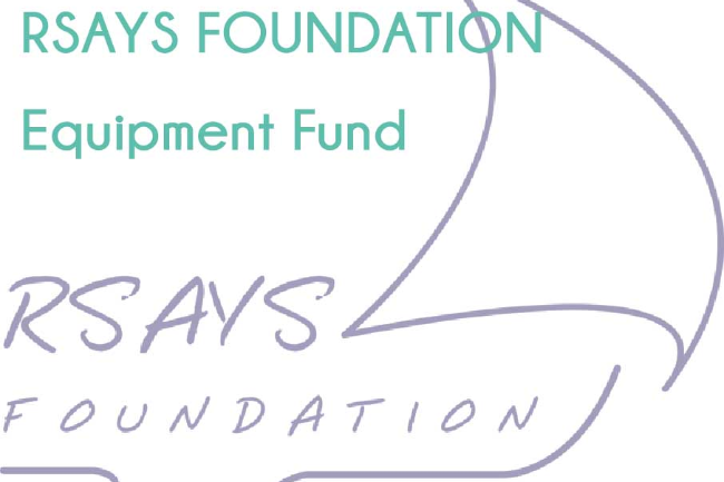 RSAYS Foundation Equipment Fund Banner