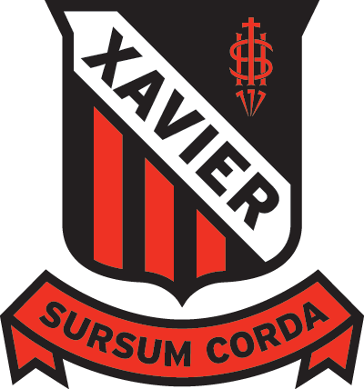 Xavier College Rowing Logo