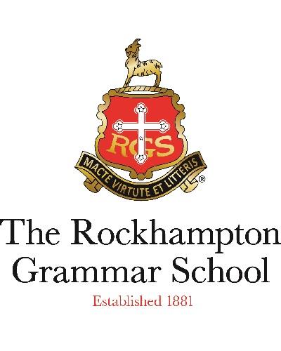 The Rockhampton Grammar School Sports Fund Logo