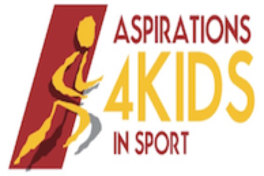 Aspirations4Kids In Sport Banner
