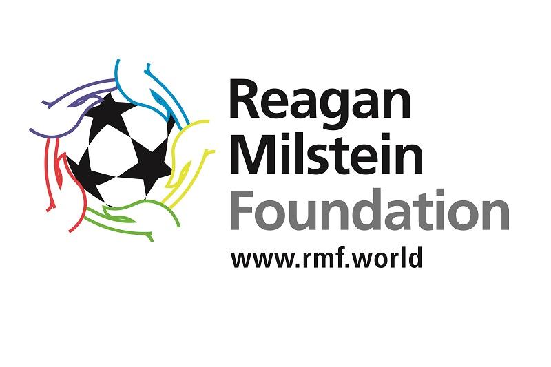 Reagan Milstein Foundation Australia Football Development Fund Banner