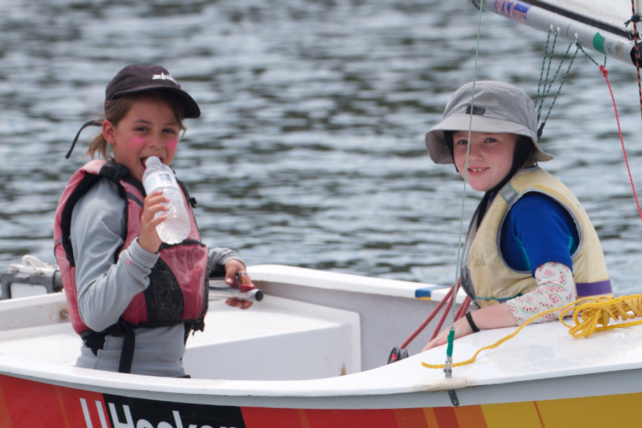 Lane Cove 12ftSSC Support Boats and Equipment for Sail Training Banner