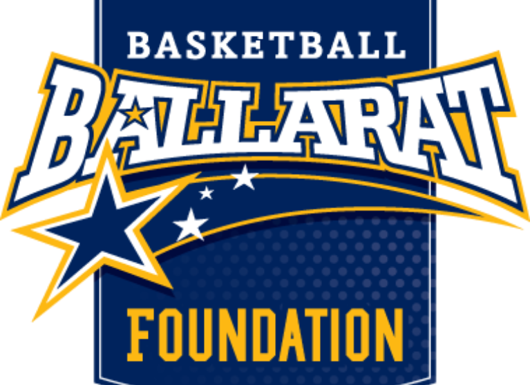 Ballarat Basketball Foundation Junior Development Logo