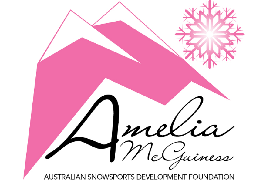 Amelia McGuiness Australian Snowsports Development Foundation Banner