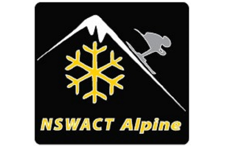 NSW/ACT Alpine Team Supporter Program Logo