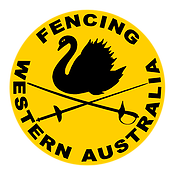WA Cadet Fencing Travel Fund Logo