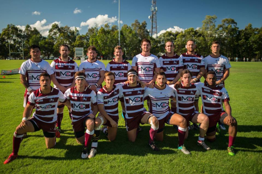 University of Newcastle Rugby Club Foundation Banner