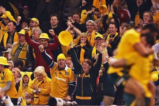 Australian Rugby Foundation Banner