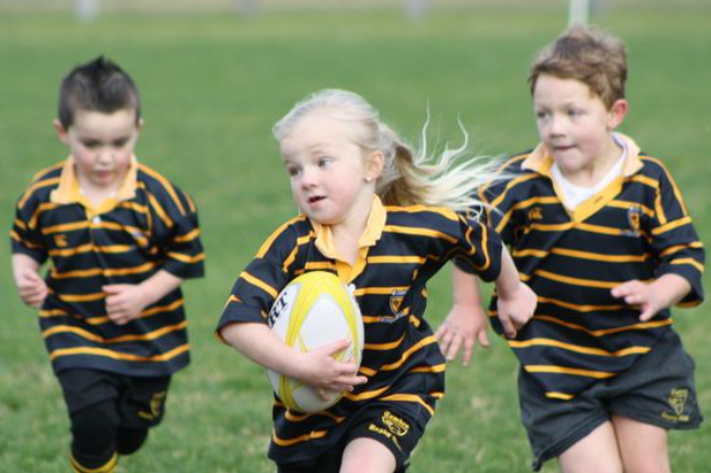 Australian Rugby Foundation Banner