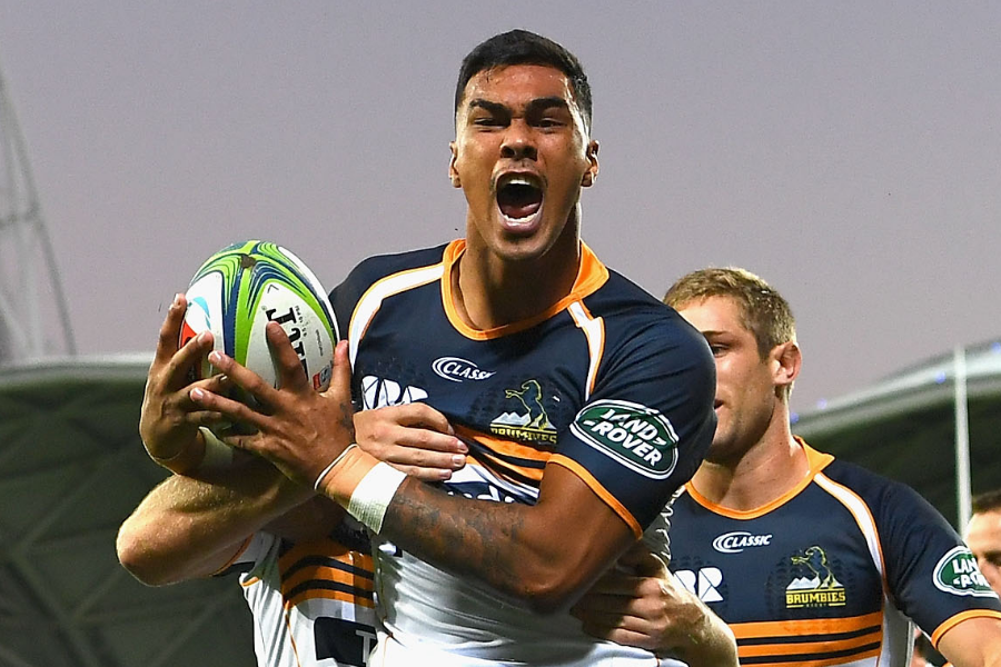 Brumbies Rugby Foundation Banner