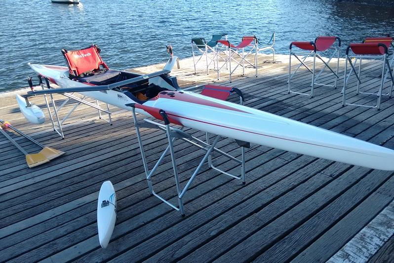 Balmain Para Rowing Program Equipment Banner