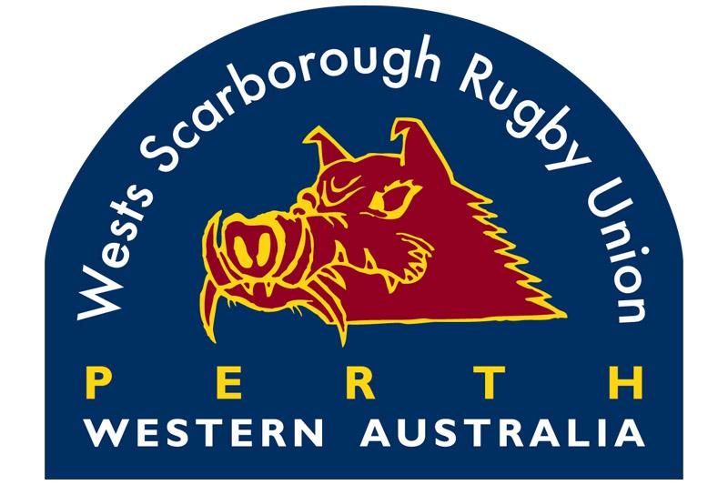 Wests Scarborough Rugby Union Football Club Logo