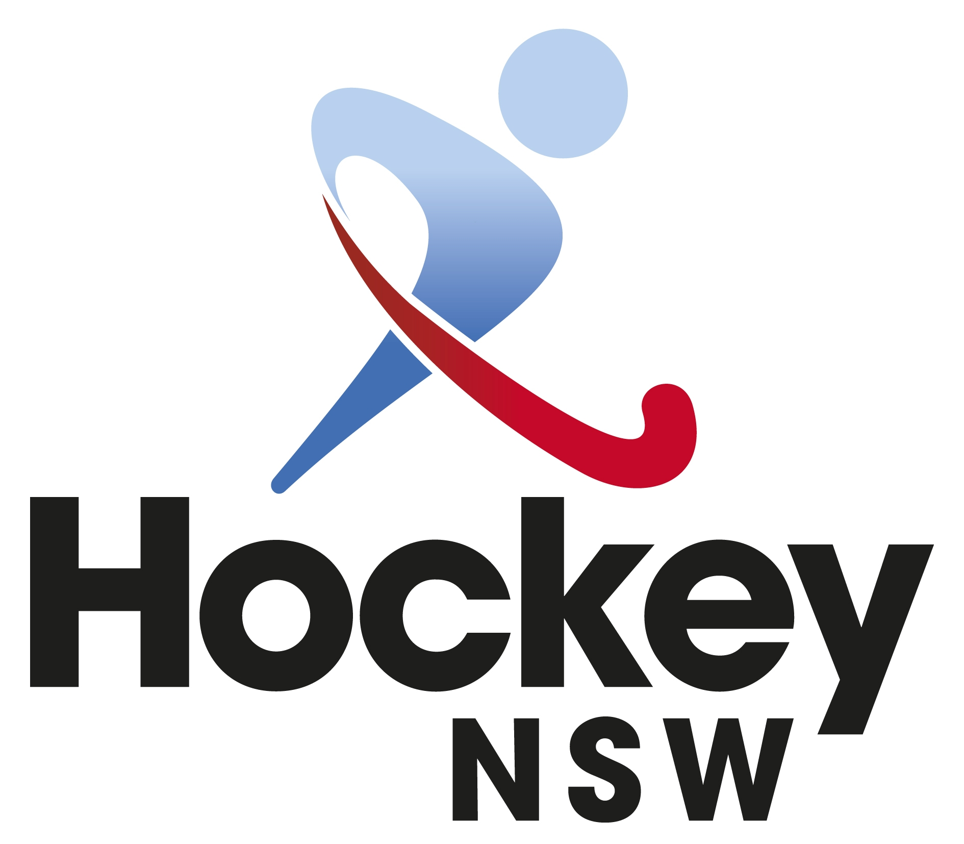 Hockey NSW State Team Player Fundraising Logo