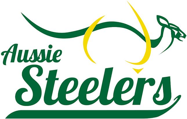 Aussie Steelers Logo