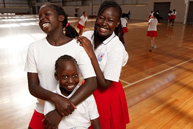 Confident Girls Foundation Banner