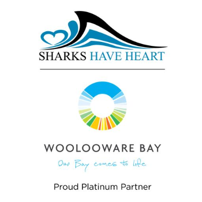 Sharks Have Heart Logo