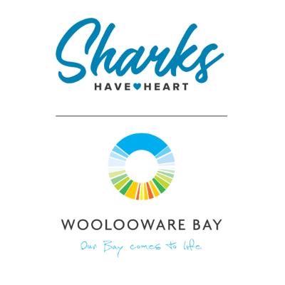 Sharks Have Heart Logo