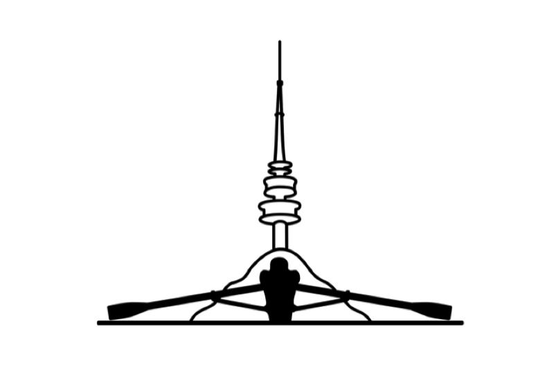 Canberra Rowing Club Foundation Logo