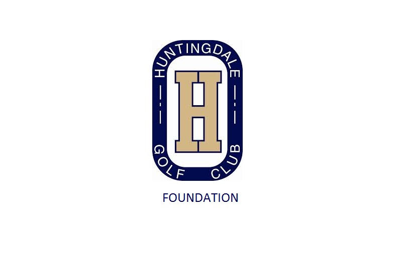 Huntingdale Golf Club Foundation Banner