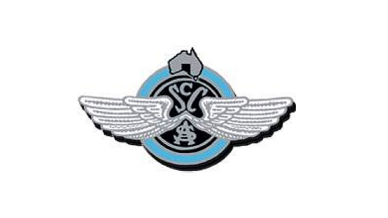 Sporting Car Club of SA Banner