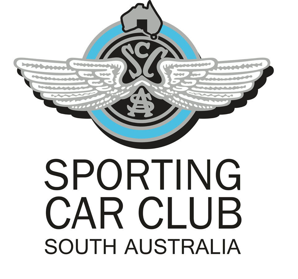 Sporting Car Club of SA Logo
